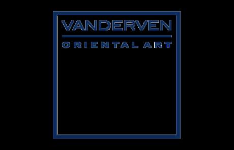 van der ven oriental art logo