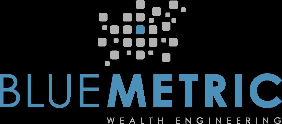 bluemetric wealth engineering logo